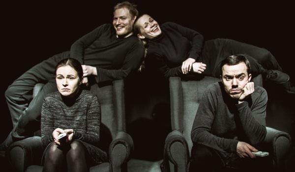 Going. | Parapetówka - Teatr Żelazny
