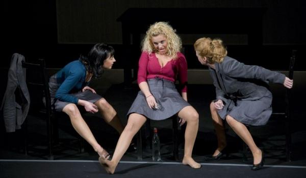 Going.   Wszystko o kobietach. Wszystko o mężczyznach - Teatr Nowy w Zabrzu
