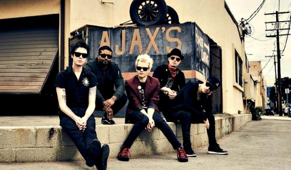 Going. | Sum 41 - Palladium