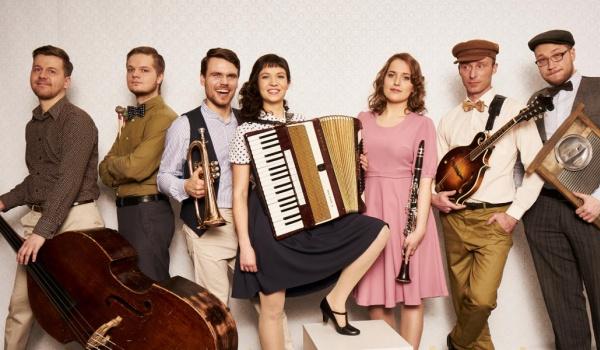 Going. | Warszawska Orkiestra Sentymentalna / potańcówka
