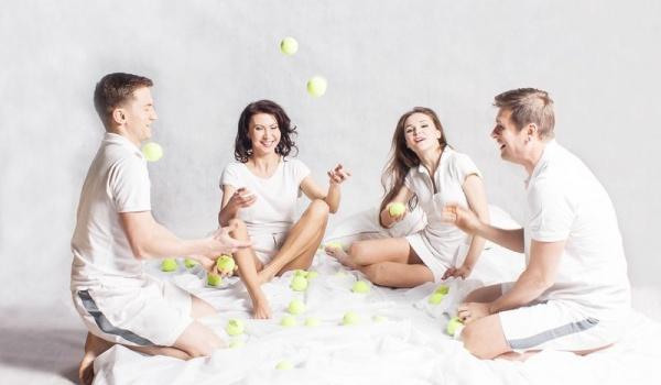 Going. | Prawda. Komedia Małżeńska