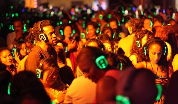 Going. | Silent Disco! v.10 - Klub Zmiana Klimatu