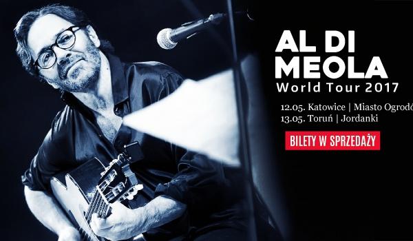 Going. | Al Di MEOLA - Katowice, Miasto Ogrodów