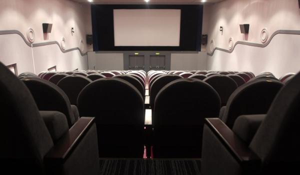 Going.   Kino w ciemno w Lutym - Kino Muza w Poznaniu