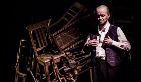 Going.   Piotr Kubic - Teatr Barakah