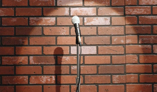 Going. | Standup Comedy Open Mic Night