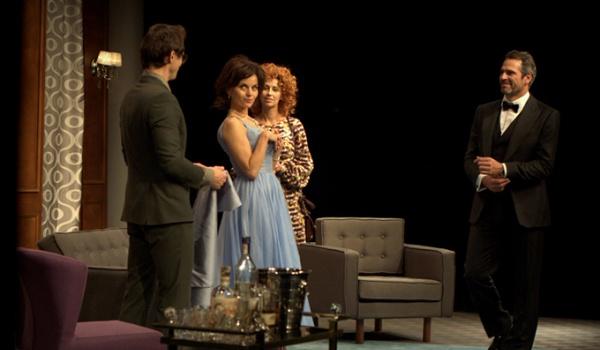 Going. | Być jak Elizabeth Taylor - Teatr Muzyczny im. Danuty Baduszkowej - Duża Scena