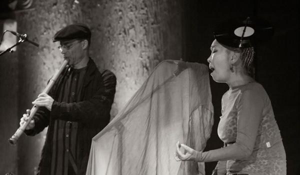 Going. | Sainkho Namchylak & Ned Rothenberg - MÓZG Warszawa
