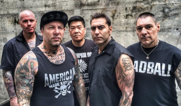 Going. | Agnostic Front - Zaklęte Rewiry
