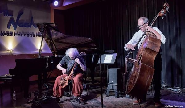 Going. | David Friesen & Glen Moore - 12on14 Jazz Club