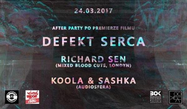 Going. | After Party po premierze filmu Defekt Serca - Klub Metro