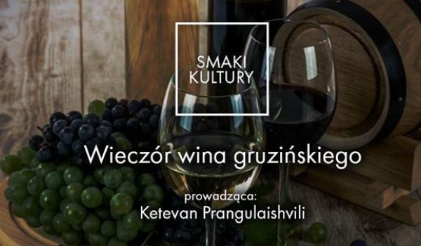 Going. | Smaki Kultury - Wieczór wina gruzińskiego