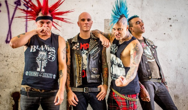 Going. | The Casualties