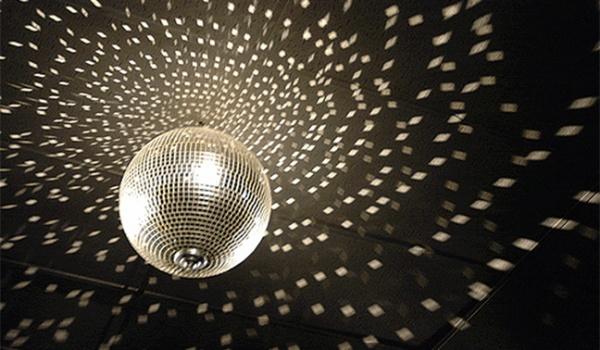Going. | C2H50H = Disco
