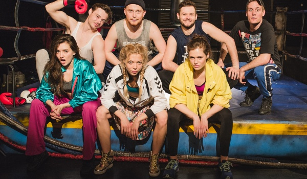 Going.   Beczka Prochu - Teatr Ludowy w Krakowie - Scena Stolarnia