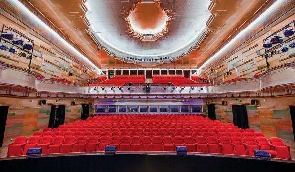 Going. | Zwiedzanie Teatru Muzycznego Capitol