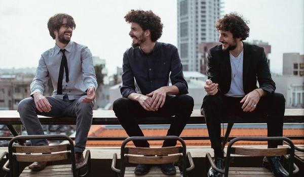 Going. | Shalosh Trio