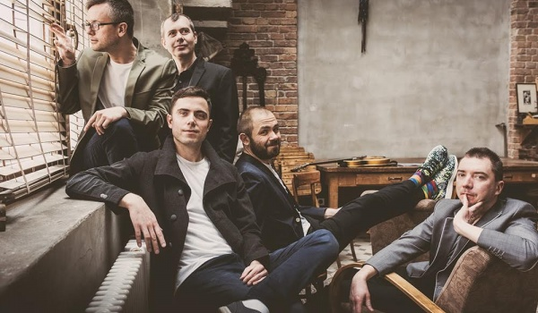 "Going. | Mateusz Smoczyński Quintet ""Berek"""