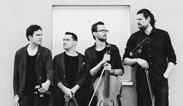 Going. | Atom String Quartet