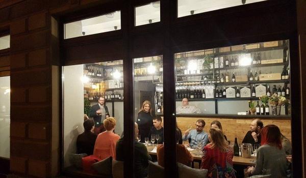 """Going.   Restaurant Week: """"Winne polskie emocje"""" - Dwa przez cztery"""