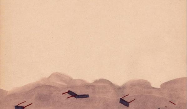 Going. | Wernisaż #6: Malarstwo - Sofia Estrada - Osmycka - TŁOK