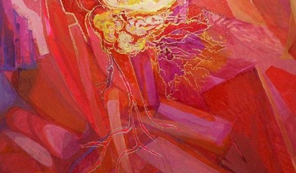 Going. | Barwy radości. Malarstwo, ceramika, gobelin - TPS - Dworek Sierakowskich