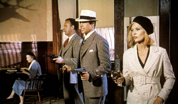 "Going. | Kino W Niebie: ""Bonnie I Clyde"" Reż. Arthur Penn"