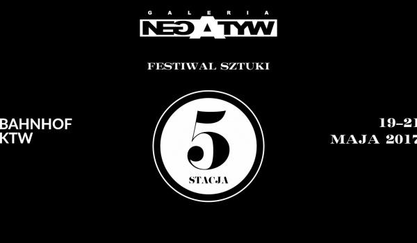 Going. | 5 Stacja - Festiwal Sztuki na starym dworcu - Bahnhof