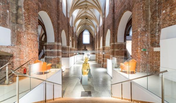 Going. | Noc Muzeów w Muzeum Architektury - Muzeum Architektury we Wrocławiu