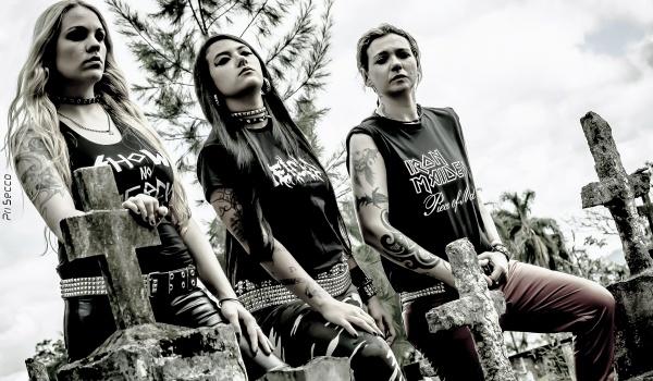 Going. | Nervosa Agony Tour