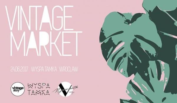 Going.   Vintage Market na Wyspie Tamka - Wyspa Tamka