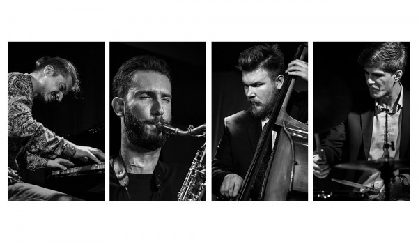 Going. | Mateusz Gawęda Quartet