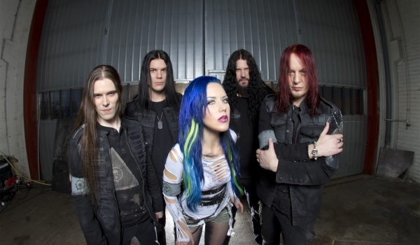 Going. | Arch Enemy + Jinjer