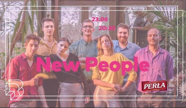 Going. | New People w Babim Lecie