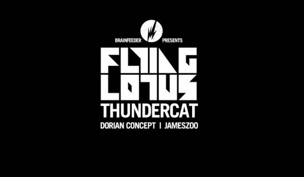Going. | Brainfeeder Showcase: Flying Lotus, Thundercat i inni! - Progresja