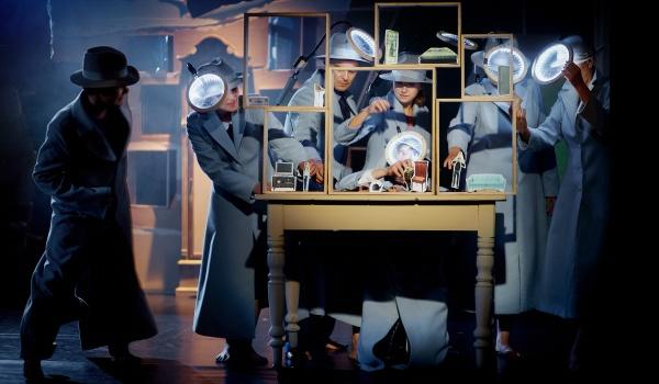 Going. | Anioł Za Lodówką - Teatr im. H. Ch. Andersena w Lublinie