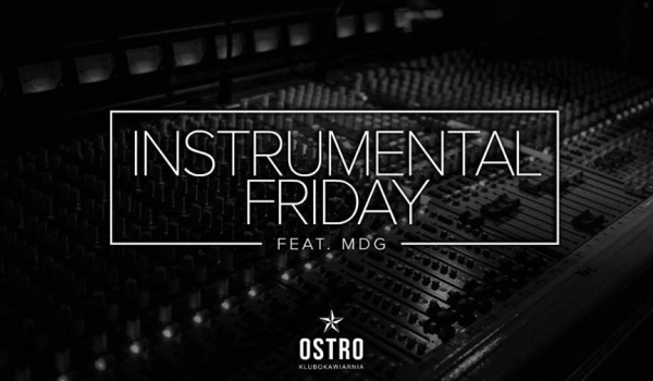 Going. | Instrumental Friday By Guitar Mix - OSTRO