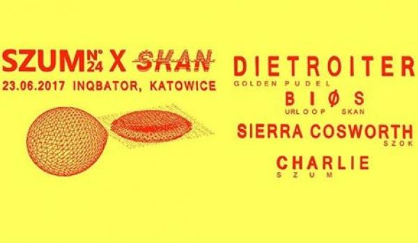 Going.   Szum X Skan With Dietroiter (De, Golden Pudel) - INQbator Klub