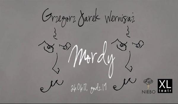 Going. | Wernisaż: Mordy Grzegorz Jarek - Niebo
