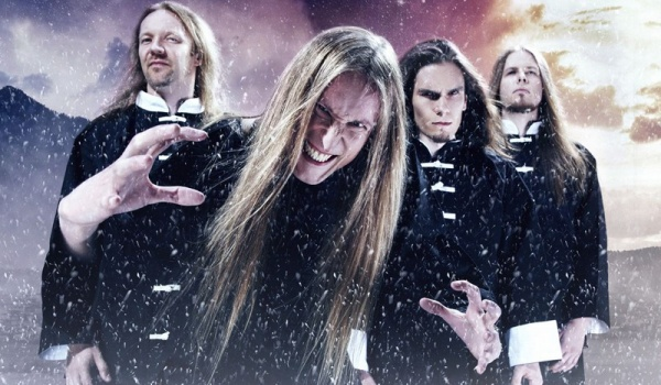 Going. | Wintersun + support