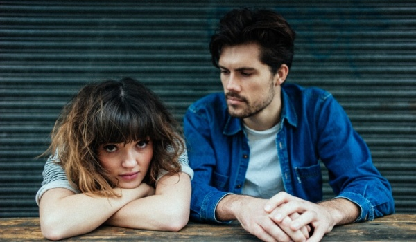 Going. | Oh Wonder + Jaymes Young - Klub Studencki Kwadrat