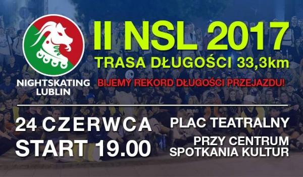Going.   Nightskating Lublin Ii 2017 Bijemy Rekord - Centrum Spotkania Kultur w Lublinie