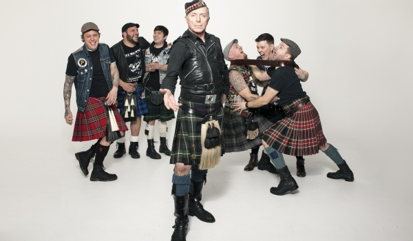 Going. | The Real McKenzies / Molly Malone's - Pogłos