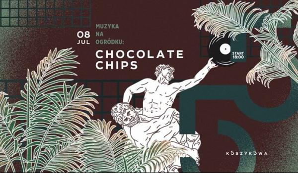 Going. | Ogródkowe granie na Koszykowej 55: Chocolate Chips - K55