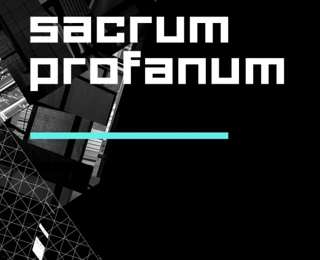 Going. | Sacrum Profanum 2017