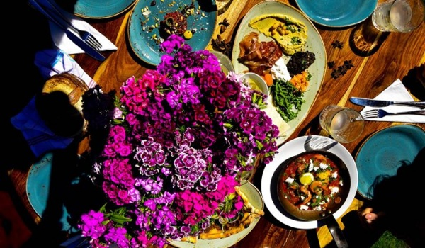 Going. | Marokański bufet śniadaniowy - Casablanca Biały Kamień