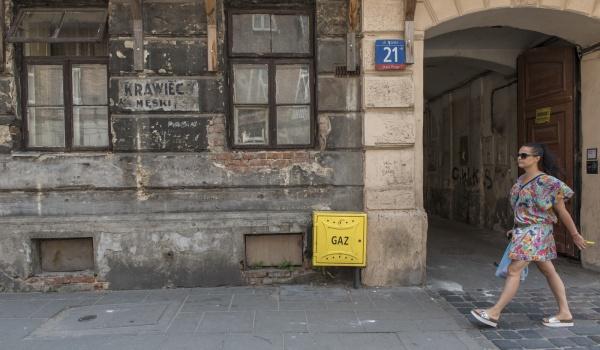 Going. | Praska kolorowanka - mobilny mural
