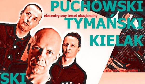 Going. | Tymański & Kielak & Puchowski - Ekstcentrycznytercet Okazjonalny - 6-Ścian PUB Sześcian