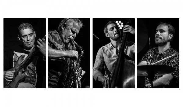 Going. | Ducret - Bernstein - Parker - Gray - 12on14 Jazz Club