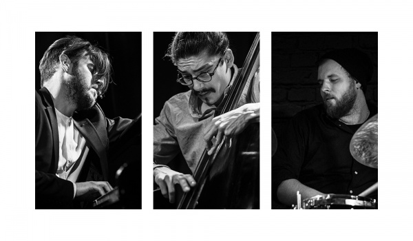 Going. | Michał Salamon Trio - 12on14 Jazz Club